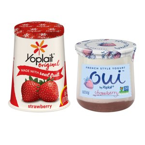 when you buy TEN (10) CUPS Yoplait Yogurt (Includes Original, Light, Whips!, Lactose Free, FruitSide, Greek, YQ by Yoplait, Oui by Yoplait, OR Just 3 by Yoplait), any variety - Kroger Coupon