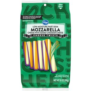 When you buy ONE (1) Kroger String Cheese, any variety (10-24 ct) - Kroger Coupon