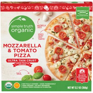When you buy ONE (1) Simple Truth Organic Frozen Pizza, any variety (10.6 - 16.25 oz) - Kroger Coupon