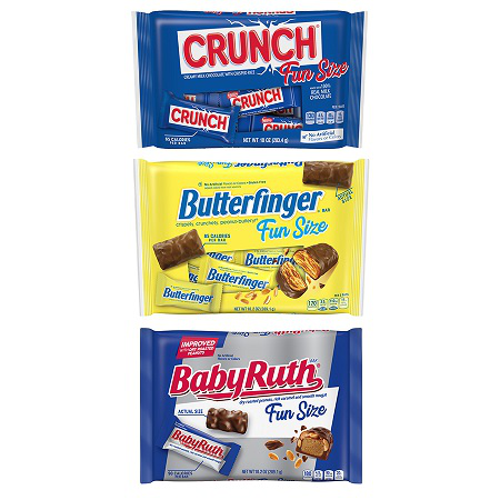 Butterfinger, Crunch, Baby Ruth Coupon at Publix
